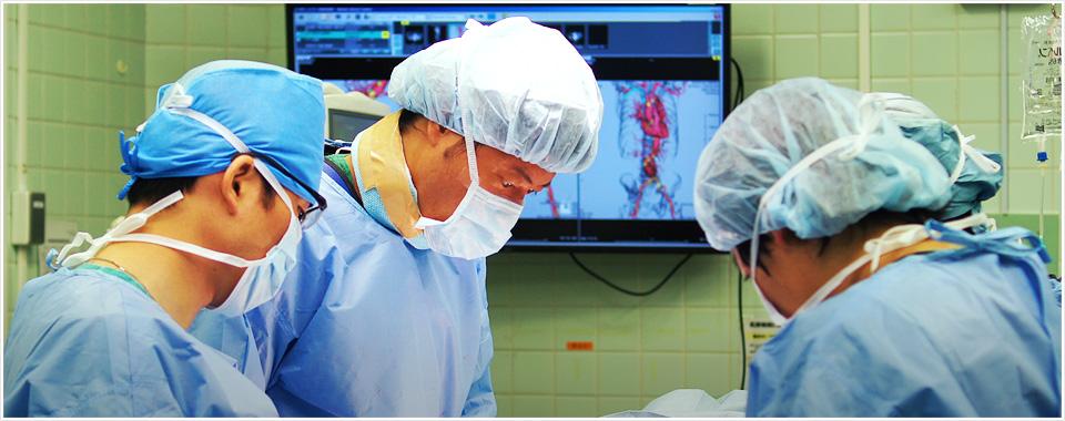 日本大学医学部外科学系] 心臓血管外科学分野